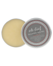 Oh-Lief Natural Products Grapefruit Body Wax