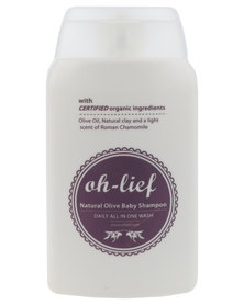 Oh-Lief Natural Products Olive Shampoo & Body Wash