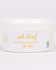 Oh-Lief Natural Products Olive Aqueous Cream