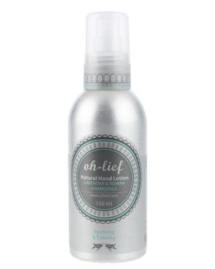 Oh-Lief Hand Lotion Roman Chamomile
