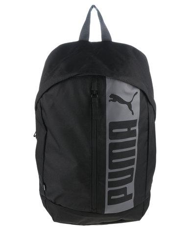 c996d82977 Puma Pioneer Backpack II Black