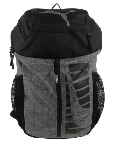 75172e92ba Puma Deck Backpack II Black