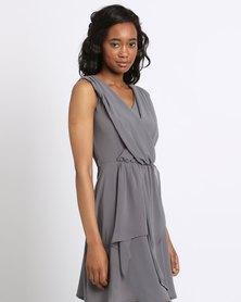 non-european® Bridesmaid Dress Slate