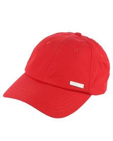 Klevas Sport Cap Red