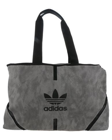 06693b71d6b adidas Shopper Bag Grey | Zando