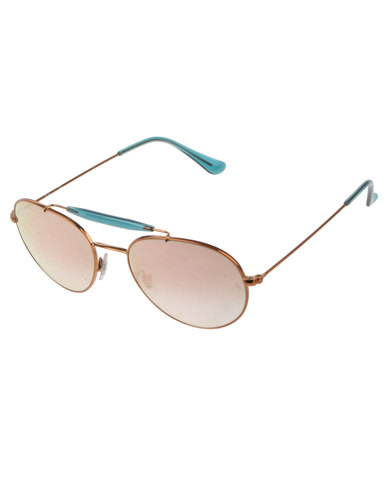 dd91f0aed10 Ray-Ban Highstreet Glasses Copper