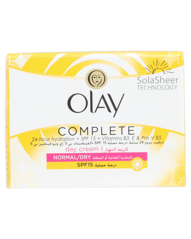 Olay Essential Care Complete DAY UV Cream 50ML
