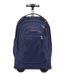 JanSport Driver 8 Travel Bag Backpack Navy