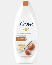 Dove Female Body Wash  Shea Butter 500ml