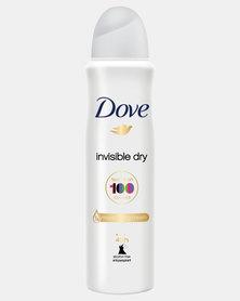 Dove Ladies Aerosol Invisible Dry
