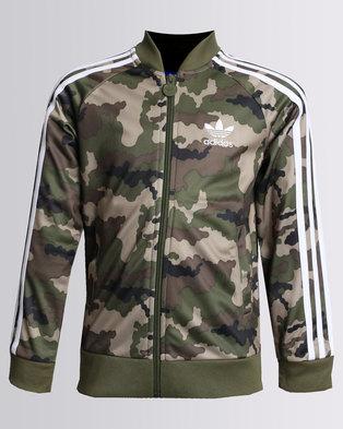 adidas fr superstar track jacket