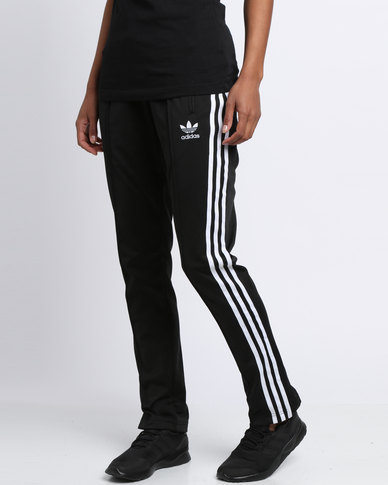 3852722b822d adidas Firebird Track Pants Black