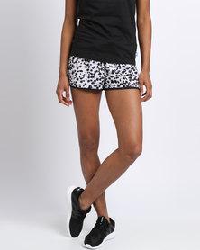adidas Shorts Black/White