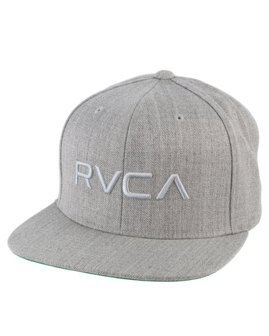 best website 5317a d3cfc RVCA Twill SnaPack III Grey   Zando