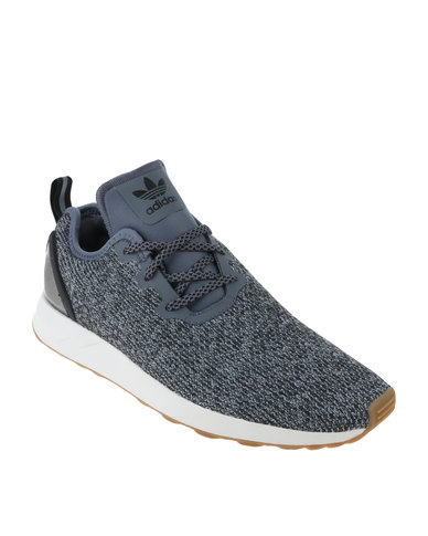 49768f80c36f9 adidas ZX Flux ADV Racer ASYM Casual Sneaker Onix