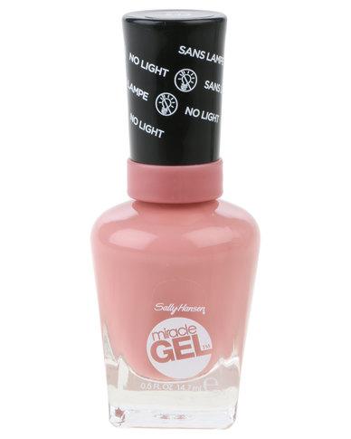 Sally Hansen Miracle Gel Nail Polish 244 Pink