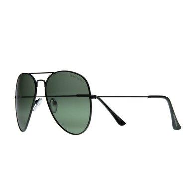 f209ce54c9 Lentes   Marcos Universitaria UV400 Black Aviator Sunglasses