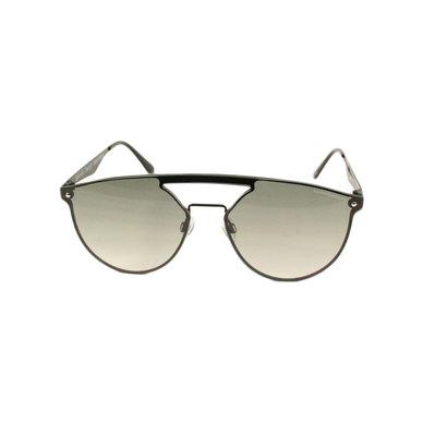 af5af3fd8b Lentes & Marcos Lucero Polarised Black Aviator Sunglasses | Zando