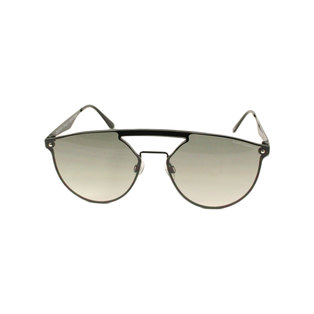 3051cb12b3 Lentes   Marcos Lucero Polarised Black Aviator Sunglasses