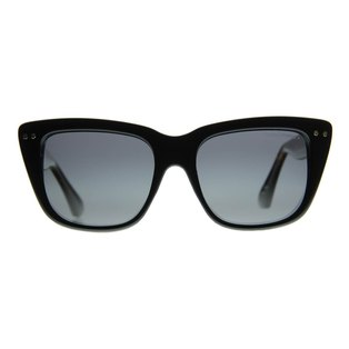 b8339bf6ee Lentes & Marcos O'Donnell Polarised Black Cat-Eye .