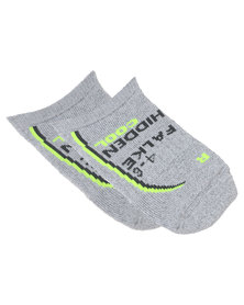 Falke Performance Hidden Cool Socks Grey