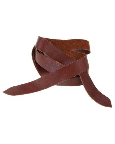 non-european® Wrap Belt Tan