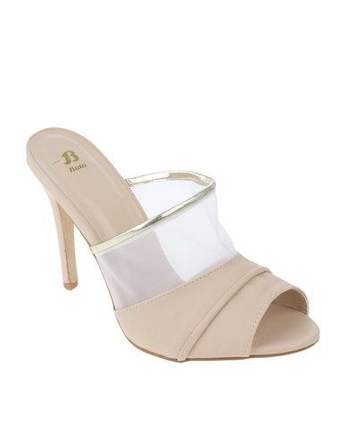 de9cfa6cdc Bata Ladies Peep Toe Heel Blush | Zando