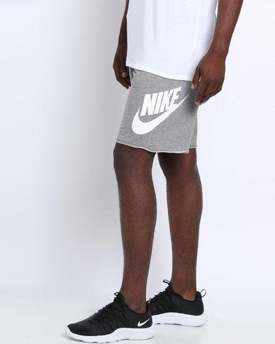 91d2f9fb40c4 Nike NSW Shorts FT GX Franchise Grey