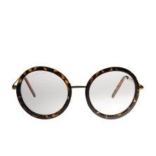 Lentes & Marcos San Fermin UV400 Tortoise-Shell Round Sunglasses