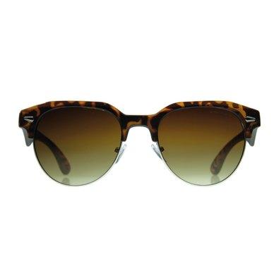 2cd3422b2 Lentes & Marcos Sol UV400 Tortoise-Shell Clubmaster Sunglasses | Zando
