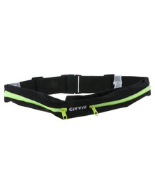 Civvio Activity Belt Black/Green