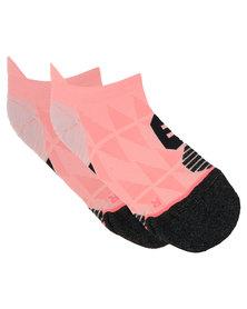 Stance Performance Captain Socks Pink