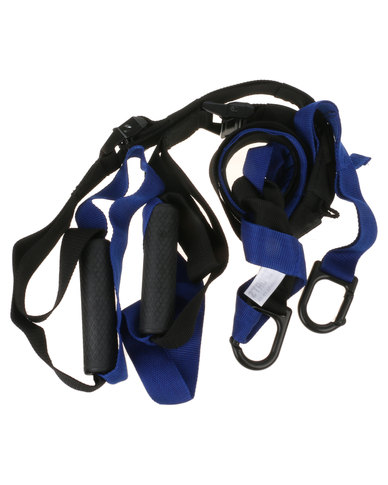 Justsports BST Body Suspension Trainer Black