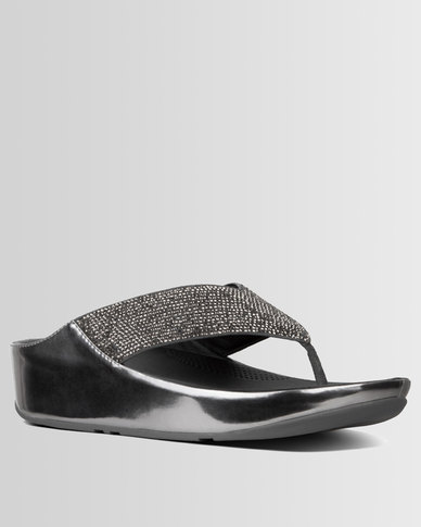 5a8a5c53bace3b FitFlop Crystall Pewter