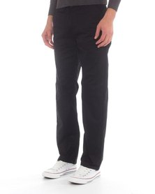 Ballantyne Stretch Chino Black