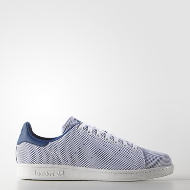 sale retailer 14828 8a9db adidas Stan Smith Adicolor Blue/White