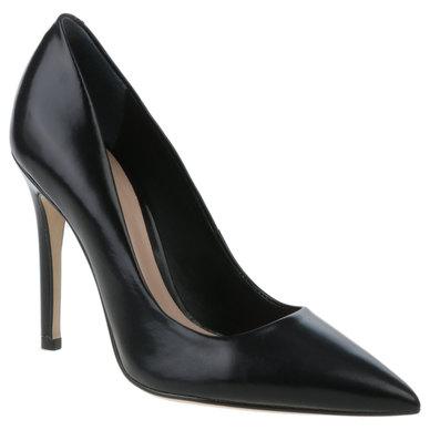 ef321d703be Aldo Senor black leather court shoes pumps high heels