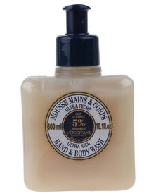 L'Occitane Shea Your Hands and Body Wash 300ml