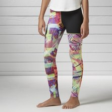 Girls Studio Printed Legging