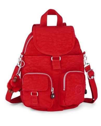 9fedfe3642 Kipling Firefly N Backpack Vibrant Red
