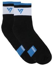 Versus Socks Gradient White