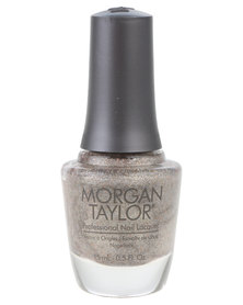 Morgan Taylor Let's Get Frosty Silver-tone