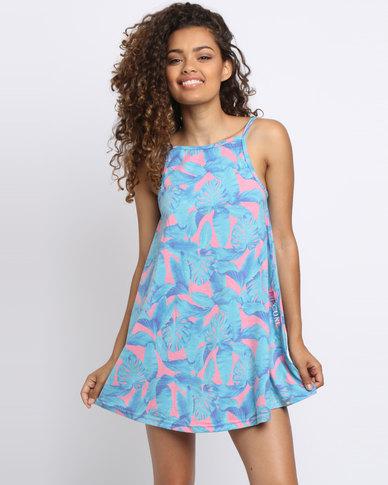 Rip Curl Miami Beach Dress Blue