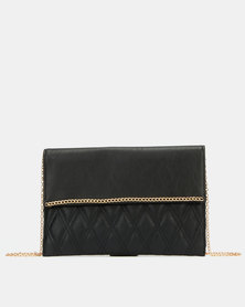 Blackcherry Bag Clutch Bag Black