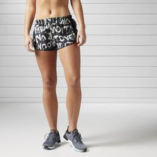 Running Essentials Printed Short - 2in
