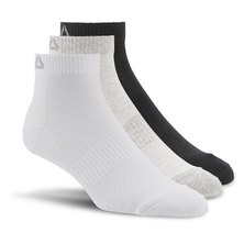 Sport Essentials Unisex Ankle Sock - 3pack