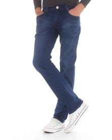 Top Warrior Top Gun Jeans Blue