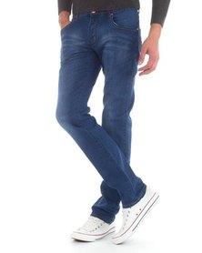 Top Warrior Top Grade Jeans Blue
