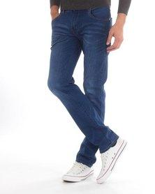 Top Warrior Top Run Jeans Blue