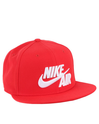 14f7b33cd01 Nike U NK Air True Cap Classic Red